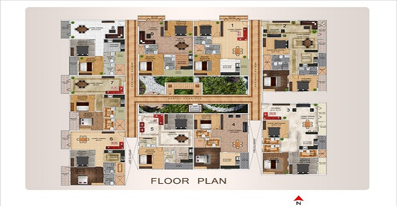 Dhruthi-Tranquil-Towers-floor-plan
