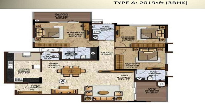 Prestige-Brooklyn-Heights-unit-plan1