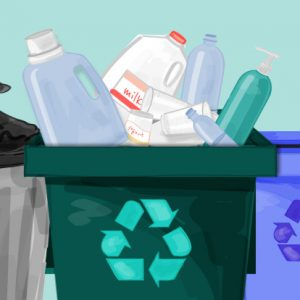 Recycling-plastic